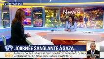 """Leila Shahid: """"Ce qui se passe à Gaza est une révolte d'une jeunesse, organisée par un mouvement de la société civile"""""""