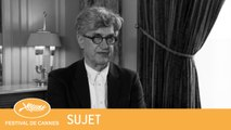 WIM WENDERS - CANNES 2018 - SUJET - VF