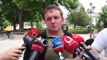 Ora News - Rruga dhe licensat e Dukagjinit, shoferët e zonës malore protestë para Bashkisë Shkodër