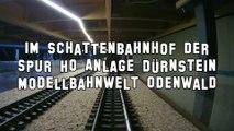 Schattenbahnhof Spur H0 Anlage Dürnstein von Josef Brandl Modellbahnwelt Odenwald - Ein Film von Pennula über digitale Modelleisenbahnen sowie Modellbahnen und Modellbau der Eisenbahn