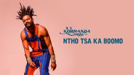 Kommanda Obbs - Ntho Tsa Ka Boomo