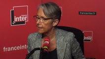 """Élisabeth Borne, sur le terme 'incessibilité' inscrit dans la loi de réforme SNCF : """"La SNCF est 100% publique, c'est inscrit dans la loi"""""""