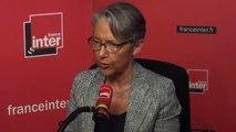 """Élisabeth Borne sur la nouvelle direction d'Air France : """"Il y a eu trop de confusion par le passé ou l'état se prend pour le conseil d'administration"""""""