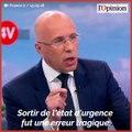 Attentat: «Sortir de l'Etat d'urgence fut une erreur tragique»,  affirme Ciotti