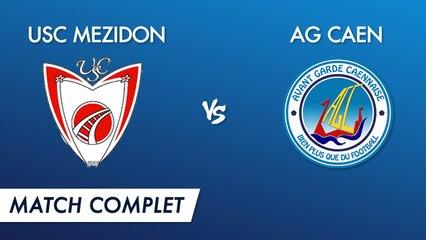 Régional 2 J21 : USC Mézidon - AG Caen (match complet)