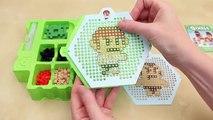 Qixels Martial Arts Refill Kit Moose Toys Review 8 Bit Art Kids Crafts