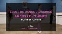 Cours de danse classique à Nantes, École de Danse Classique Armelle Cornet (44)