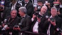 Festival de Cannes : Kristen Stewart finit la montée des marches…  pieds nus ! (Vidéo)