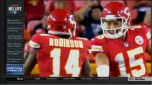 Patrick Mahomes thinks Chiefs will be NFL dynasty | NFL Live Today