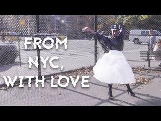 MAKE AMERICA DANCE AGAIN - DANCING IN NEW YORK
