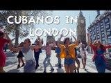 """CUBANS DANCING SALSA, RUMBA & REGGAETON IN LONDON (DANCERS FROM """"RAKATAN"""")"""