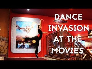 """DANCE INVASION AT THE MOVIES (with """"BALLERINA"""", The Movie)"""