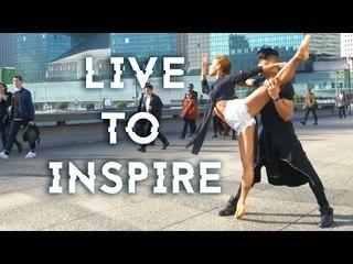"LIVE TO INSPIRE (DANCERS FROM ""BALLET REVOLUCIÓN"")"