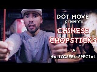 CHINESE CHOPSTICKS - A HALLOWEEN DANCE VIDEO