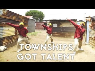 TOWNSHIPS GOT TALENT - DANCING PANTSULA IN JOHANNESBURG, SOUTH AFRICA