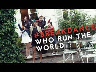 """WHO RUN THE WORLD ? THE GIRLS FROM """"LADY ROCKS"""""""