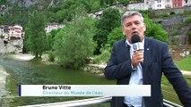 Reportage - Le musée de l'eau de Pont-en-Royans