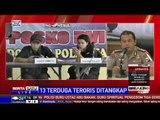 Mapolda Jatim Benarkan Penangkapan Sejumlah Terduga Teroris di Luar Surabaya