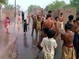 Raining Season in Rural life I Barish I children are  playing in rainy weather.