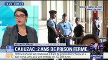 Jérôme Cahuzac est condamné à 4 ans de prison, dont deux avec sursis, et 300.000 euros d'amende