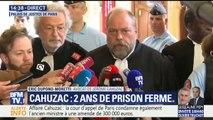 """Procès de Cahuzac : """"L'aménagement de la peine n'est pas acquis"""" affirme Éric Dupond-Moretti"""