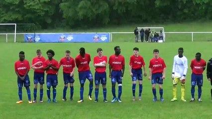 Résumé de la finale des U18 en coupe du district 2018
