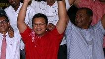 Jamaluddin Mohd Radzi's application to join Pribumi rejected