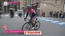 Yates remporte le sprint intermédiaire devant Pinot - Cyclisme - Giro - 10e étape