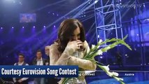 Austria's 'bearded lady' Conchita Wurst wins the 2014 Eurovision Song Contest