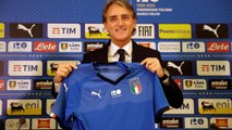 Il ritorno a Coverciano di Roberto Mancini