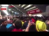 Arsenal Fans Take Over The Wanda Metropolitano Stadium | Atletico Madrid 1-0 Arsenal