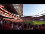 Arsene Wenger Ceremony | Unedited Full Version From The Stands