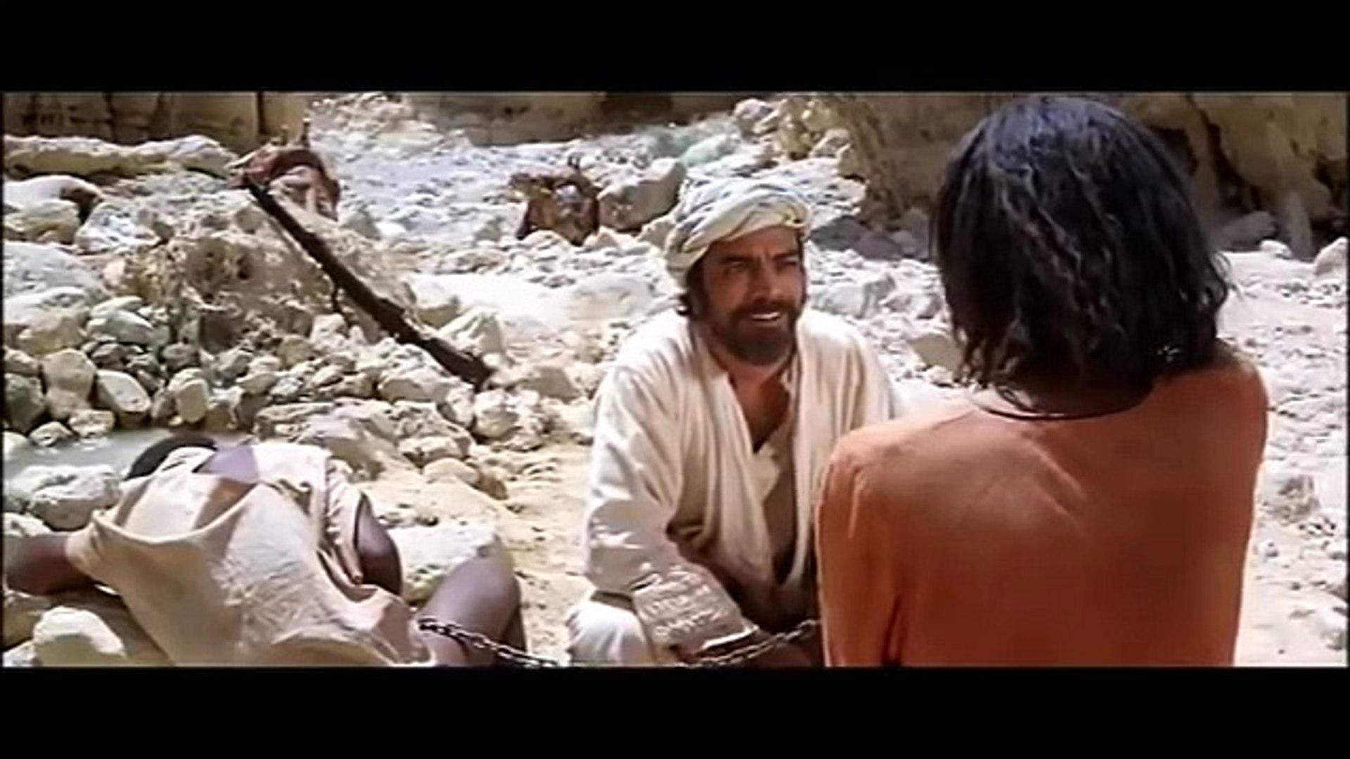 EBANO michael caine kabir bedi omar sharif part 2/4