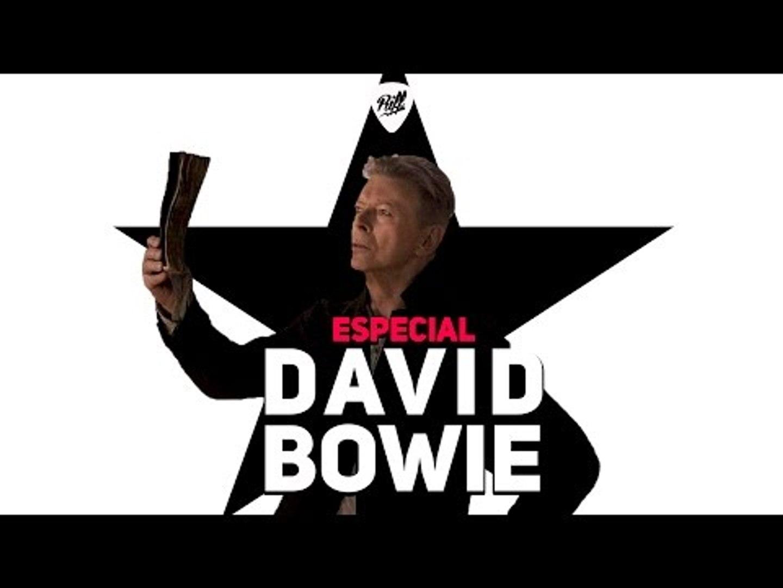 ESPECIAL DAVID BOWIE