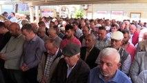 Şehit Filistinliler için gıyabi cenaze namazı kılındı - BARTIN/KOCAELİ/KARABÜK