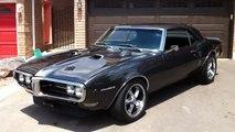 Custom 1968 Pontiac Firebird 400 Startup Exhaust vesves In Depth Tour