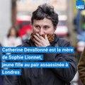 Catherine Devallonnée, la mère de Sophie Lionnet, témoigne avant la fin du procès des meurtriers présumés de sa fille