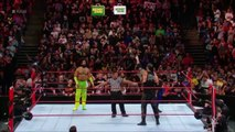 Raw: Baron Corbin vs Bobby Roode vs No Way Jose - Money In The Bank Qualifying Match