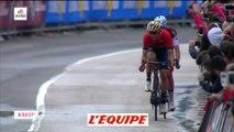 Les 6 derniers kilomètres de la 10e étape - Cyclisme - Giro