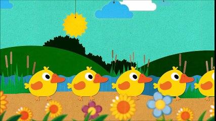 Five Little Ducks +More Nursery Rhymes | Doo Doo Kids Songs | little duck song | five ducks song