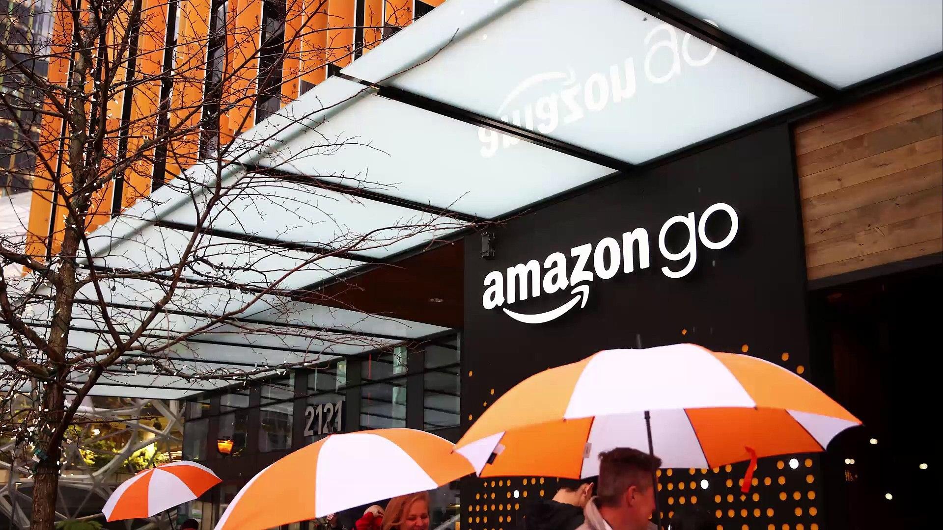 Amazon to Expand 'Amazon Go' Stores to Chicago, San Francisco