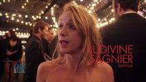 """Ludivine Sagnier """"C'est faire la différence qui pose un problème"""" Diner Women in motion -Cannes 2018"""