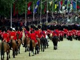 Behind The Scenes At Trooping The Colour With The King's Troop part 2/2