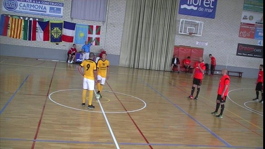[coupe d'europe des vainqueurs de coupe 2018] Le Luc - PCO (mi-temps 2)