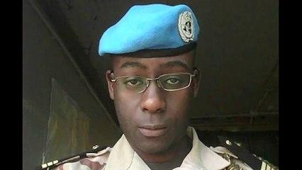 ( Urgent ) - Audio Exclusif :  le capitaine Mamadou Dieye depuis sa cellule de détention parle....