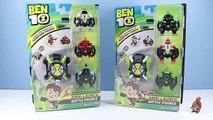 Ben 10 Reboot Omni-Launch Battle Figures Playmates Toys