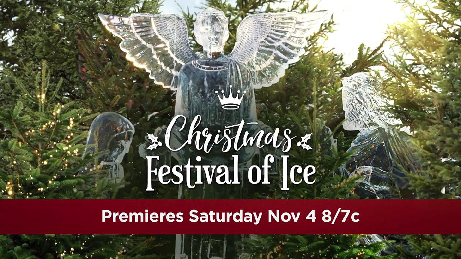 Christmas Festival Of Ice.Christmas Festival Of Ice Trailer