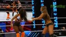 Nikki Bella vs Naomi _ AJ Lee vs. Nikki Bella _ Nikki Bella vs Sasha Banks