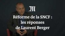 Grèves : Laurent Berger s'oppose à une « vente à la découpe de la SNCF »