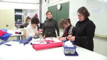 """Concours  """"Construire la laïcité"""" : reportage au lycée Flora Tristan"""